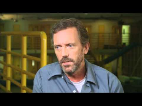 Hugh Laurie on House, M.D. Season 8