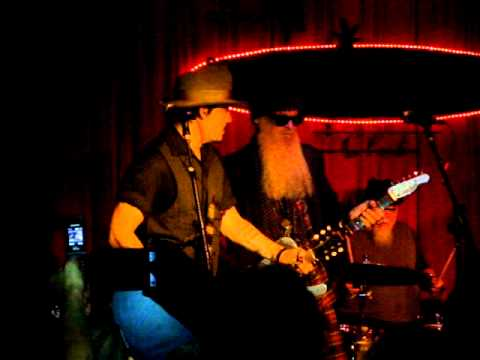 Johnny Depp&Billy Gibbons Live at the Continental Club