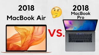 Should you get the MacBook Air or the MacBook Pro?