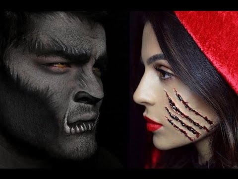 Halloween Makeup Little Red Riding Hood 298 338 viewsEvil Little Red Riding Hood Makeup