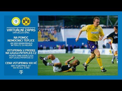 Liga mistrů 1999/2000: Teplice - Borussia Dortmund (sezóna 1999/2000)