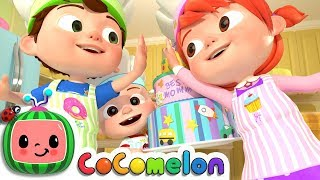 Pat A Cake 2 | CoCoMelon Nursery Rhymes & Kids Songs