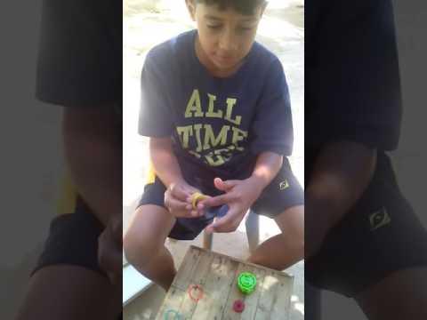 Como fazer uma beyblade