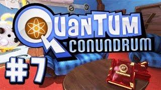 Quantum Conundrum #7 - Let's Play Quantum Conundrum Gameplay German / Deutsch
