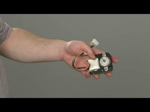 Condenser Fan Motor - GE Refrigerator