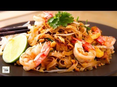 Cocina tailandesa: Pad Thai (ผัดไท)