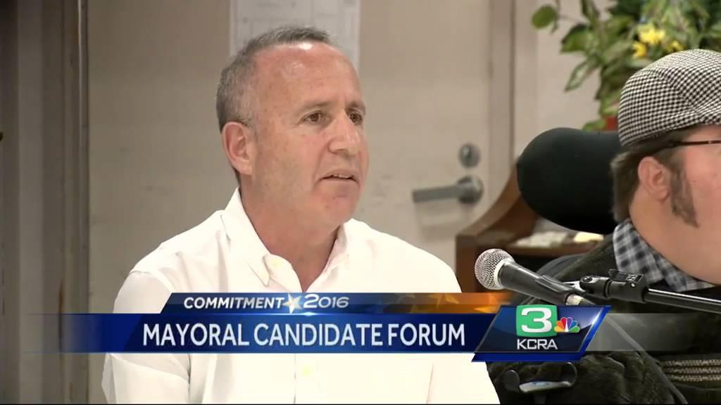 Sac NAACP hosts mayoral forum