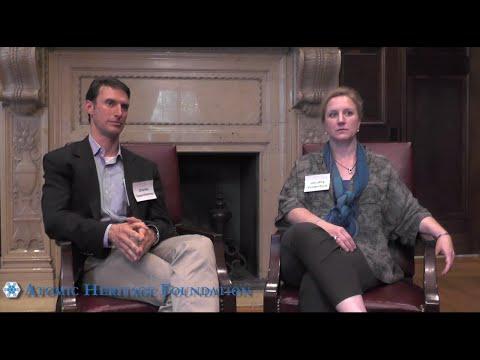 Charlie Oppenheimer & Dorothy Vanderford's Interview