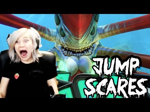 Top Moments of Jump Scares | Subnautica