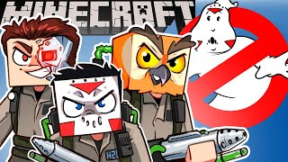 WE AIN'T AFRAID OF NO GHOSTS ON MINECRAFT! - (With Vanoss, Terroriser)