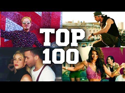 Top 100 Spanish Songs Of 2017