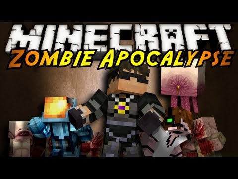 Minecraft: Zombie Apocalypse Part 1! – 2MineCraft.com