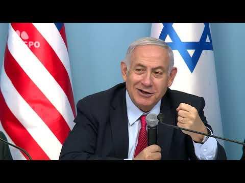 PM Netanyahu Meets with AIPAC Leaders