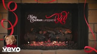 Kelly Clarkson My Favorite Things Kelly 39 S 39 Wrapped In Red 39 Yule Log Series