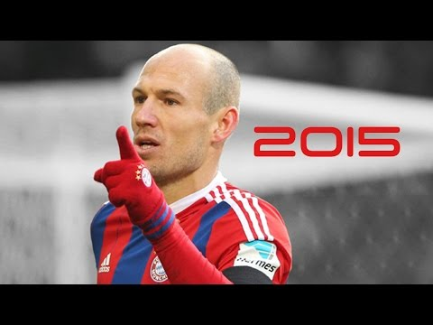 Arjen Robben | Goals, Skills, Assists, Passes, Tackle | Bayern München and Netherlands | 2014/2015