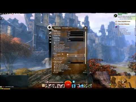 Guild Wars 2 Nvidia GTX 860m GDDR5  i7-4700HQ Graphics Settings Test - MSI Gaming Laptop