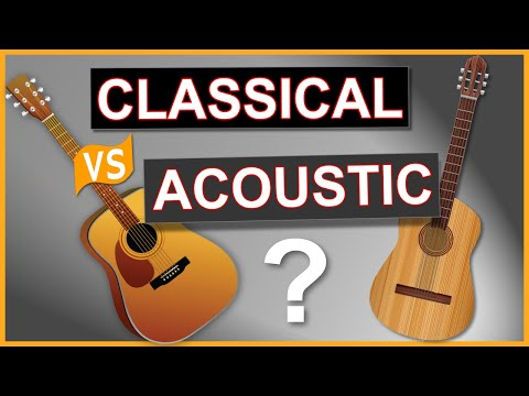 0 Classical Guitar vs Acoustic Guitar   Whats the Difference and Which is Best?