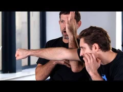 Inside Defense against Punches, Part 1 | Krav Maga Defense Image 1