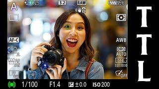 Record your Camera EVF - Through The Lens