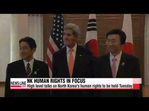 High-level talks on North Korean human rights to be held on Tuesday   북 인권 관련 고위