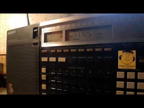 16 01 2016 Radio New Zealand International in English to Pacific 0757 on 11725 Rangitaiki