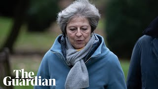 Theresa May makes Brexit statement in Stoke-on-Trent - watch live