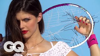 How to Date Alexandra Daddario