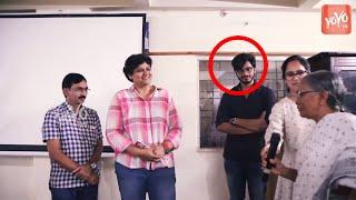 Nandini Reddy andamp; Master Teja Visits CR Foundation | Samantha | Oh Baby