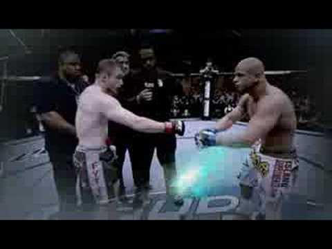 "Anderson ""the Spider"" Silva will KO Patrick Cote in UFC 90"