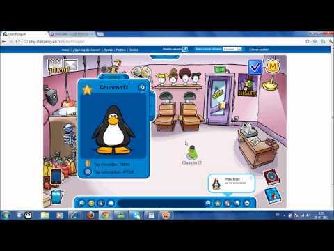 Codigos Para Articlos de Club Penguin