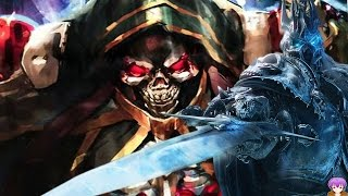 Ainz is The Lich King in Overlord - Light Novel Discussion