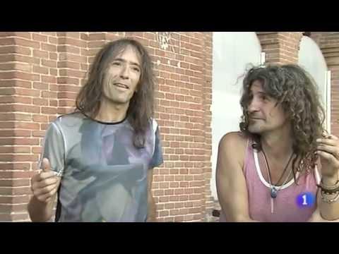 Reportaje de Extremoduro en el Telediario de TVE (12/09/2014)
