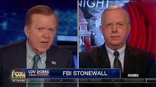 Judicial Watch investigator says FBI/DoJ pushing Us to a constitutional crisis