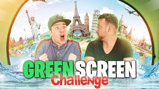 GREEN SCREEN CHALLENGE 2.0!