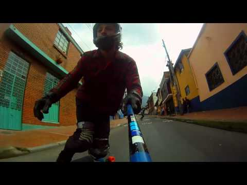 RE-MIX-MATE 2011 longboarding