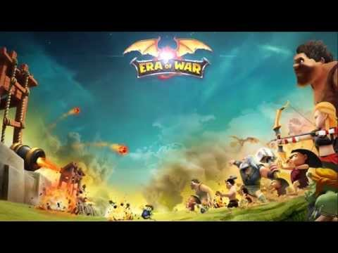 Era of War:Clash of epic Clans APK Cover