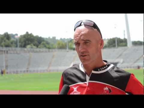 Lions Coach  Mitchell looks ahead to the Sharks