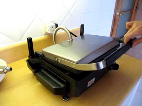 silex grill machine youtube