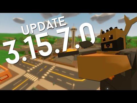 Unturned 3.15.7.0: PAINTBALL GUN, FLASHBANG, FISH, CAR LOCK & MORE!