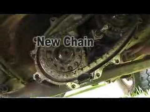 1998 Jeep Cherokee NP242 Transfer case Repair