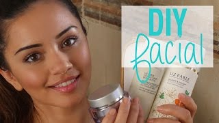 DIY | Facial at Home w/ Liz Earle | Kaushal Beauty
