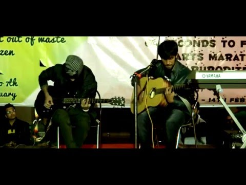 Phir Suna + Emptiness Improvised Live Cover video