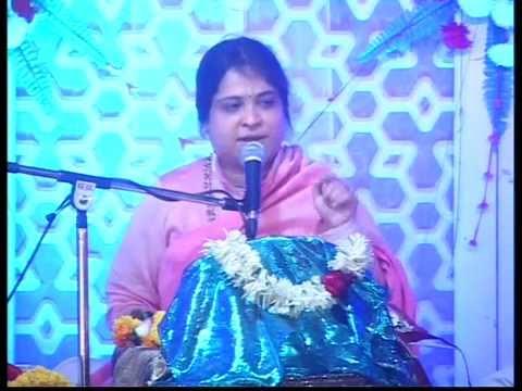 Sadhvi Purnima Ji Bhajan Mere Jar Jar Hain Paon Sambhalo Prabhu...