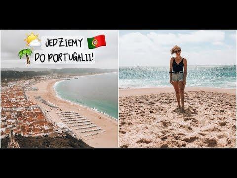 JEDZIEMY NA WAKACJE DO PORTUGALII!!!!   PORTUGALIA VLOG 1