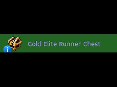 ArcaneLegends Opening 50 Gold Elite Runner Chests