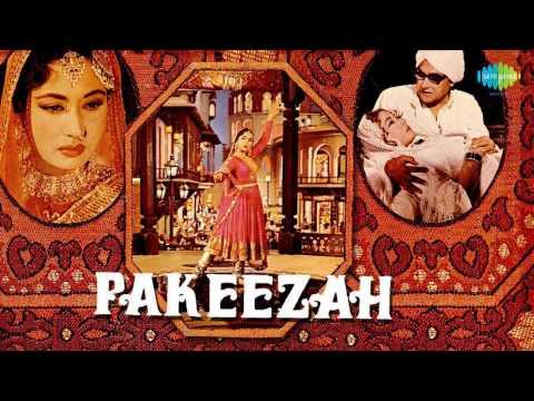 Chalte Chalte Yun Hi Koi - Lata Mangeshkar - Pakeezah 1972