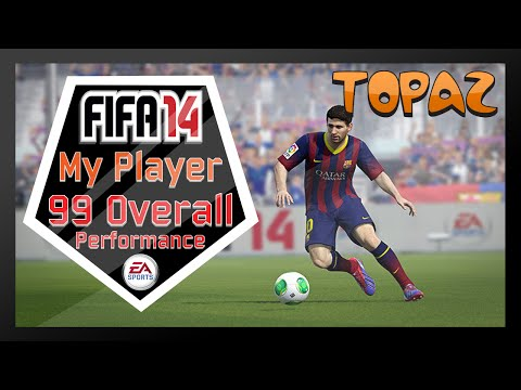 FIFA 14: 99 Overall My Player Tutorial