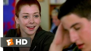 American Pie (9/12) Movie CLIP - One Time at Band Camp (1999) HD