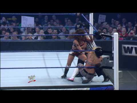 AJ vs. Natalya: SmackDown - April 20, 2012