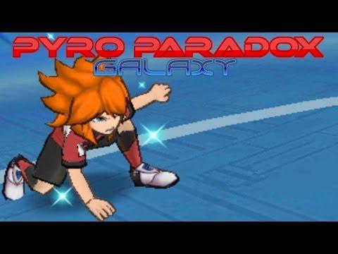 Inazuma Eleven Go 3 Galaxy Pyro Paradox Episode 2